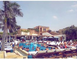 Al-Mandaloun-Beach-Club-Beaches -Swimming-pools-Dbayeh-Lebanon